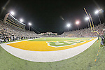 50,000 plus fans packed the stadium for the between the Oklahoma Sooners and the Baylor Bears at the Floyd Casey Stadium in Waco, Texas. Baylor defeats OU 41 to 12.