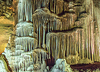 Blanchard Springs Caverns  is a magnificent limestone cave system in Ozark–St. Francis National Forest, near Mountain View Arkansas. Blanchard Springs is considered one of the most beautiful caves in the country and offers guided tours  to the public.