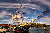 Mystic Seaport Village