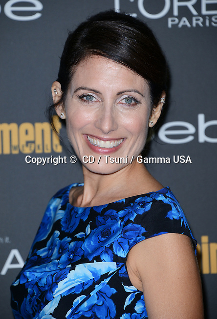 Lisa Edelstein 108 at the EW and WIF Pre-Emmy Party  at the BOA Steakhouse in Los Angeles.