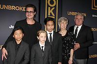 Unbroken Los Angeles Premiere