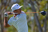 Thorbjorn Olesen (DEN) watches his tee shot on 3 during round 1 of the Arnold Palmer Invitational at Bay Hill Golf Club, Bay Hill, Florida. 3/7/2019.<br /> Picture: Golffile | Ken Murray<br /> <br /> <br /> All photo usage must carry mandatory copyright credit (© Golffile | Ken Murray)
