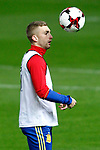 Spain's Gerard Deulofeu during training session. March 23,2017.(ALTERPHOTOS/Acero)