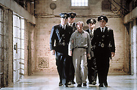 The Green Mile (1999) <br /> Tom Hanks, David Morse, Michael Jeter, Barry Pepper &amp; Jeffrey DeMunn<br /> *Filmstill - Editorial Use Only*<br /> CAP/KFS<br /> Image supplied by Capital Pictures