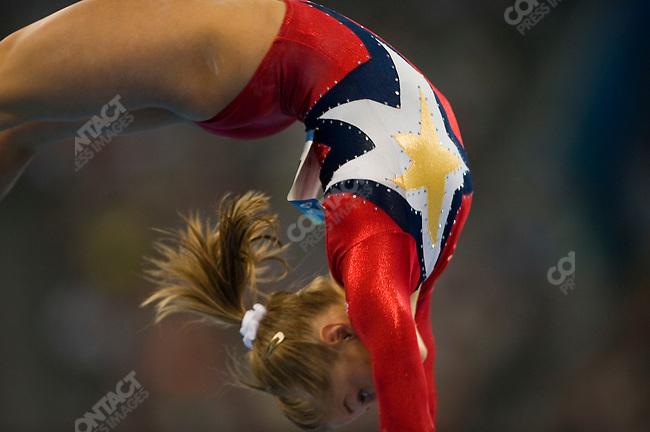 Women's Gymnastics Artistic, USA team, qualifications, Summer Olympics, Beijing, China, August 10, 2008