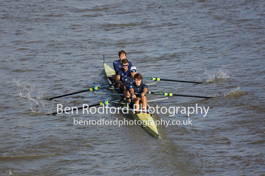 Crew: 45  ISI (A)  Isis BC (T Schr?der)  4+ Acad Champ<br /> <br /> Fours Head of the River 2018<br /> <br /> To purchase this photo, or to see pricing information for Prints and Downloads, click the blue 'Add to Cart' button at the top-right of the page.