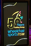 WSNSW 50th Dinner - general images
