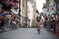 Steve Cummings (GBR/MTN-Qhubeka)<br /> <br /> Post-Tour Criterium Mechelen 2015