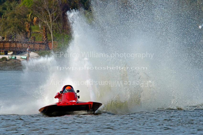 "Steve Kuhr, A-73 ""CP Racing""  (2.5 MOD class hydroplane(s)"