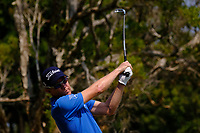 Brad Kennedy (AUS) on the 2nd tee during round 3 of the Australian PGA Championship at  RACV Royal Pines Resort, Gold Coast, Queensland, Australia. 21/12/2019.<br /> Picture TJ Caffrey / Golffile.ie<br /> <br /> All photo usage must carry mandatory copyright credit (© Golffile | TJ Caffrey)