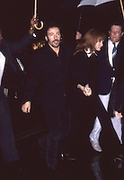 Bruce Springsteen &amp; Wife Patti Attend <br />