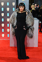 www.acepixs.com<br /> <br /> February 12 2017, London<br /> <br /> Noomi Rapace arriving at the 70th EE British Academy Film Awards (BAFTA) at the Royal Albert Hall on February 12, 2017 in London, England<br /> <br /> By Line: Famous/ACE Pictures<br /> <br /> <br /> ACE Pictures Inc<br /> Tel: 6467670430<br /> Email: info@acepixs.com<br /> www.acepixs.com