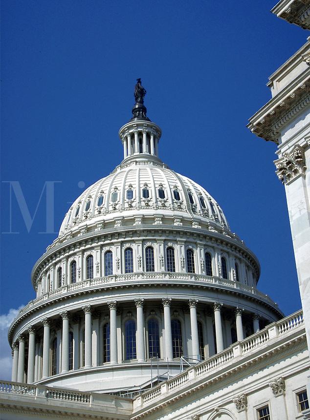 U.S. Capitol Building dome Washington D.C.