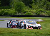 Pirelli World Challenge<br /> Grand Prix of Lime Rock Park<br /> Lime Rock Park, Lakeville, CT USA<br /> Saturday 27 May 2017<br /> Ryan Eversley / Tom Dyer, Peter Kox / Mark Wilkins<br /> World Copyright: Richard Dole/LAT Images<br /> ref: Digital Image RD_LMP_PWC_17169