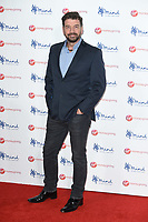 Nick Knowles<br /> arriving for the Giving Mind Media Awards 2017 at the Odeon Leicester Square, London<br /> <br /> <br /> ©Ash Knotek  D3350  13/11/2017