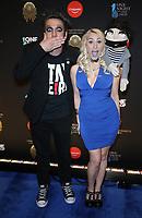08 March 2019 - Las Vegas, NV - Tapeface.  2019 One Night for One Drop blue carpet arrivals at Bellagio Las Vegas. <br /> CAP/ADM/MJT<br /> &copy; MJT/ADM/Capital Pictures
