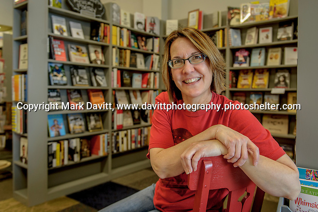 Plot Twist Bookstore owned by Mary Rork Watson of Altoona is open for business in Ankeny. A grand opening is planned for Saturday, April 30 from 10 a.m. to 5 p.m.