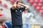 Florian Kohfeldt (SV Werder Bremen), <br /> <br /> Sport: Fussball: 1. Bundesliga:: nphgm001:  Saison 19/20: 33. Spieltag: 1. FSV Mainz 05 vs SV Werder Bremen 20.06.2020<br /> Foto: Neis/Eibner/Pool/via gumzmedia/nordphoto<br /><br />DFB regulations prohibit any use of photographs as image sequences and/or quasi-video.<br />Editorial Use ONLY<br />National and International News Agencies OUT<br />  DFL REGULATIONS PROHIBIT ANY USE OF PHOTOGRAPHS AS IMAGE SEQUENCES AND OR QUASI VIDEO<br /> EDITORIAL USE ONLY<br /> NATIONAL AND INTERNATIONAL NEWS AGENCIES OUT