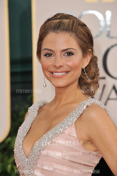 Maria Menounos at the 68th Annual Golden Globe Awards at the Beverly Hilton Hotel..January 16, 2011  Beverly Hills, CA.Picture: Paul Smith / Featureflash