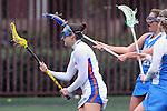Santa Barbara, CA 02/19/11 - Nicole Nadeau (Florida #3) in action during the UCLA-Florida game at the 2011 Santa Barbara Shootout.