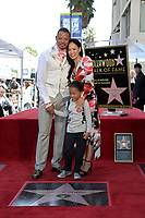 LOS ANGELES - SEP 24:  Terrence Howard, child, Mira Pak at the Terrence Howard Star Ceremony on the Hollywood Walk of Fame on September 24, 2019 in Los Angeles, CA