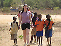 Stevenage FC Foundation. Gambia trip.  <br />  - Gambia - April 2014<br />  © Kevin Coleman 2014