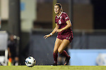 27 September 2012: Florida State's Tiana Brockway. The University of North Carolina Tar Heels played the Florida State University Seminoles at Fetzer Field in Chapel Hill, North Carolina in a 2012 NCAA Division I Women's Soccer game. Florida State won the game 1-0.