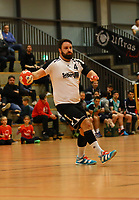 Matthias Schwarz (Crumstadt/Goddelau) - Crumstadt 02.12.2018: ESG Crumstadt/Goddelau vs. HSG Langen
