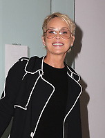 BEVERLY HILLS, CA - OCTOBER 18: Sharon Stone, at Discussion to raise awareness for Women's Brain Health at Gagosian Gallery in Los Angeles, California October 18, 2017. Credit: Faye Sadou/MediaPunch /NortePhoto.com