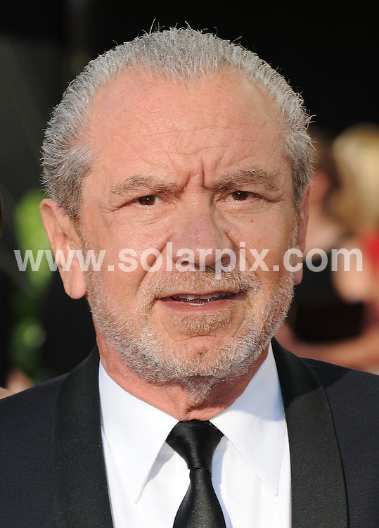 **ALL ROUND PICTURES FROM SOLARPIX.COM**.**WORLDWIDE SYNDICATION RIGHTS**.Arrivals for the British Academy Television Awards, Held at the Royal Festival Hall, London, UK. 26 April 2009..This pic: Sir Alan Sugar..JOB REF: 8902 SSD     DATE: 27_04_2009.**MUST CREDIT SOLARPIX.COM OR DOUBLE FEE WILL BE CHARGED**.**ONLINE USAGE FEE GBP 50.00 PER PICTURE - NOTIFICATION OF USAGE TO PHOTO @ SOLARPIX.COM**.**CALL SOLARPIX : +34 952 811 768 or LOW RATE FROM UK 0844 617 7637**