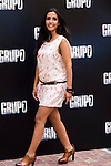 "Presentation at the Intercontinental Hotel in Madrid of the film ""Group 7"" with the presence of the actors Mario Casas, Antonio de la Torre, Inma Cuesta, Jose Manuel Poga, Joaquin Nunez, director Alberto Rodriguez, and producer Jose Antonio Fellez. In the picture: Inma Cuesta..(Alterphotos/Marta Gonzalez)"