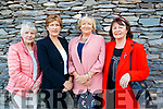 Pat Boyle, Margaret O'Shea, Deirdre McElligott and Marie Porter at the opening of the new 15 bed in-patient PalliatIve Care Unit at University Hospital Kerry Hospice on Friday last.