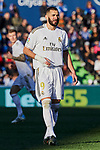 Karim Benzema of Real Madrid during La Liga match between Getafe CF and Real Madrid at Coliseum Alfonso Perez in Getafe, Spain. January 04, 2020. (ALTERPHOTOS/A. Perez Meca)