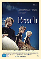 Breath (2017)<br /> ORIG AUSTRALIAN POSTER ART  <br /> *Filmstill - Editorial Use Only*<br /> CAP/FB<br /> Image supplied by Capital Pictures