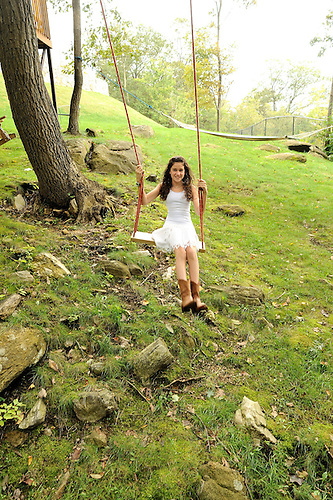 Casey's Bat Mitzvah and Family Portraits in Westchester