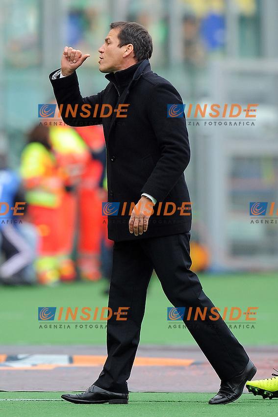 Rudi Garcia Roma - Roma 08-12-2013 Stadio Olimpico - Football Calcio Serie A 2013/2014 AS Roma - Fiorentina - Foto Andrea Staccioli / Insidefoto