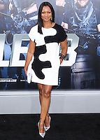 HOLLYWOOD, LOS ANGELES, CA, USA - AUGUST 11: Garcelle Beauvais at the Los Angeles Premiere Of Lionsgate Films' 'The Expendables 3' held at the TCL Chinese Theatre on August 11, 2014 in Hollywood, Los Angeles, California, United States. (Photo by Xavier Collin/Celebrity Monitor)
