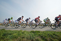 Fabian Cancellara (CHE/TrekFactoryRacing) in the pack<br /> <br /> 57th E3 Harelbeke 2014