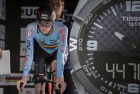 Nathan Van Hooydonck (BEL/BMC)<br /> <br /> Men Under-23 Individual Time Trial<br /> <br /> UCI 2017 Road World Championships - Bergen/Norway