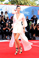 VENICE, ITALY - AUGUST 30: Bianca Balti arrives at the 'Downsizing' premiere and Opening of the 74th Venice Film Festival at the Palazzo del Cinema on August 30, 2017 in Venice, Italy.  (Photo by John Rasimus) /MediaPunch ***FRANCE, SWEDEN, NORWAY, DENARK, FINLAND, USA, CZECH REPUBLIC, SOUTH AMERICA ONLY***
