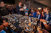 12-02-14, Netherlands,Rotterdam,Ahoy, ABNAMROWTT,Richard Krajicek<br /> Photo:Tennisimages/Henk Koster