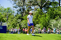 Candie Kung (TPE) departs the first tee during Sunday's final round of the 2017 KPMG Women's PGA Championship, at Olympia Fields Country Club, Olympia Fields, Illinois. 7/2/2017.<br /> Picture: Golffile | Ken Murray<br /> <br /> <br /> All photo usage must carry mandatory copyright credit (&copy; Golffile | Ken Murray)