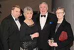 Matt and Kate Muller, Abbey Court Hotel, Nenagh,Michael and Nuala Mallon, Drumfeel House, Fethard, at the Irish Hotels Federation Conference Gala Dinner in The Malton Hotel, Killarney on Tuesday night. Picture: MacMonagle, Killarney