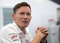 Mike Conway (GBR) of TOYOTA GAZOO RACING (JPN) during the 2018 Silverstone - FIA World Endurance Championship at Silverstone Circuit, Towcester, England on 18 August 2018. Photo by Vince  Mignott.