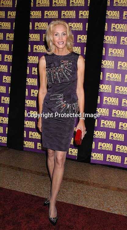 Joanne de la ..at The Fox Business Network's launch Party on October 24, 2007 at The Metropolitan Museum of Art . ..Robin Platzer, Twin Images..212-935-0770