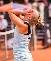 The Hague, Netherlands, 09 June, 2018, Tennis, Play-Offs Competition, Annick Melgers (NED)<br /> Photo: Henk Koster/tennisimages.com