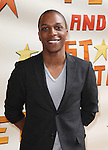Leslie Odom Jr..attending the Broadway Opening Night Performance of 'Peter And The Starcatcher' at the Brooks Atkinson Theatre on 4/15/2012 in New York City.