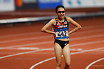 €Yuka Hori (JPN), <br /> AUGUST 25, 2018 - Athletics : <br /> Women's 10000m Final <br /> at Gelora Bung Karno Main Stadium <br /> during the 2018 Jakarta Palembang Asian Games <br /> in Jakarta, Indonesia. <br /> (Photo by Naoki Morita/AFLO SPORT)