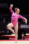 Amy Tinkler World Championships Gymnastics Womens All Around Final  2015 SSE Hydro Arena. .Amy Tinkler.