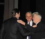 """Actors Hugh Jackman is honored as David Lynch Foundation presents """"Change Begins Within"""" - a benefit and gala celebrating service of veterans and first responders in New York City hosted by David Lynch and Jerry Seinfeld on December 3, 2013 at the Conrad NYC, New York. (Photo by Sue Coflin/Max Photos)"""